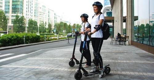 Ihr Elektro-Scooter ist mit der E-Scooter Versicherung von Easy Insurance bestens abgesichert.