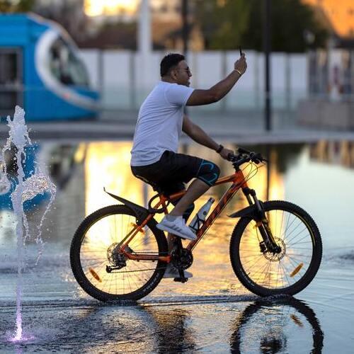 Smartphone Nutzung auf dem Fahrrad, ist das erlaubt?