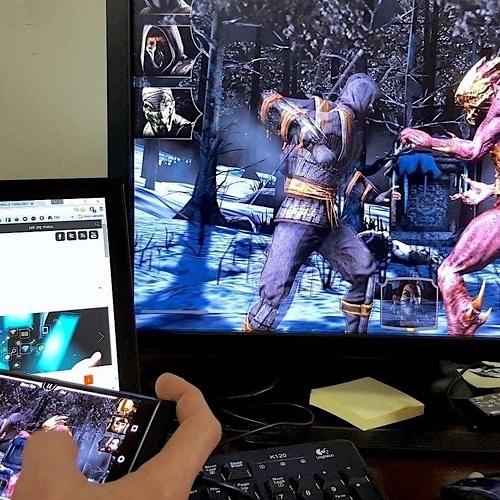 Spielen auf dem Smartphone – Mobiles Gaming von unterwegs