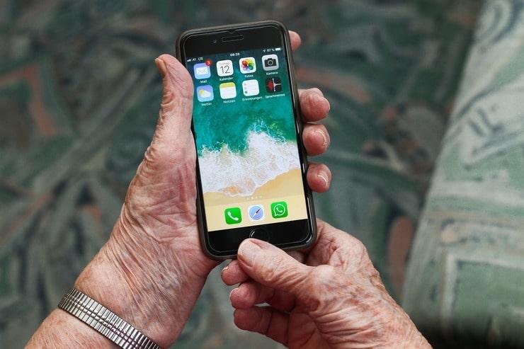 Hilfreiche Senioren Apps
